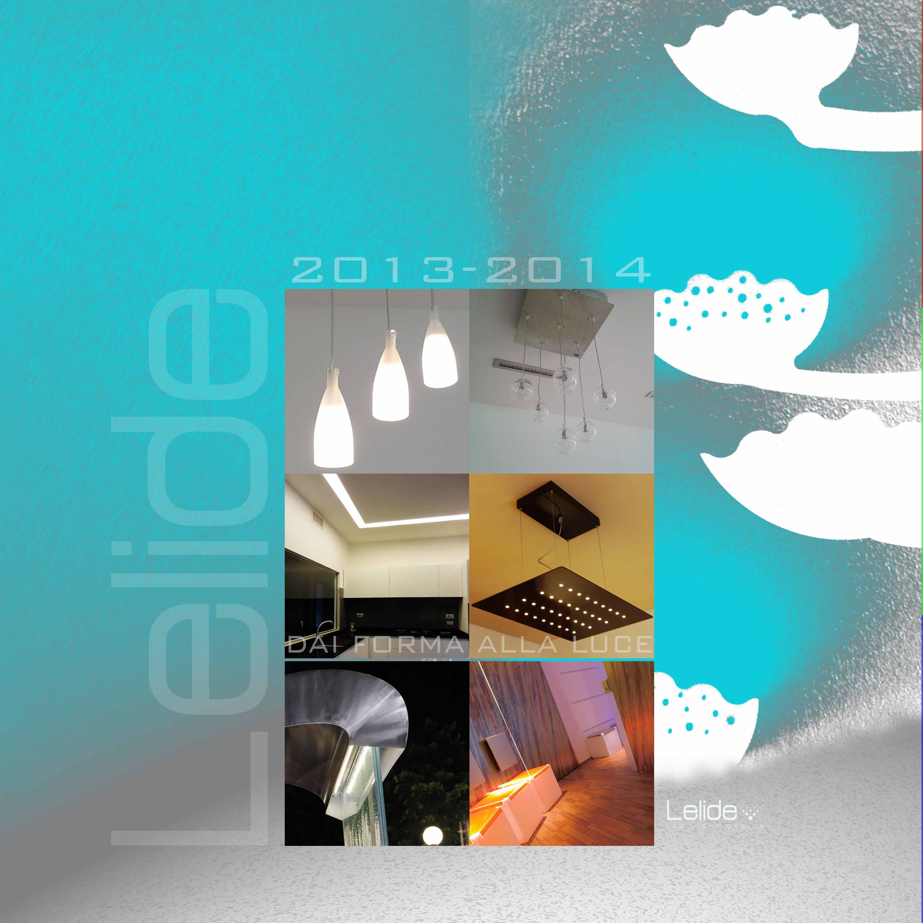 Lelide Led Lighting Catalog 2014, Made in Italy Led Light