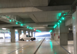 Parking-Guidance-System-Single-Vehicle-Presence